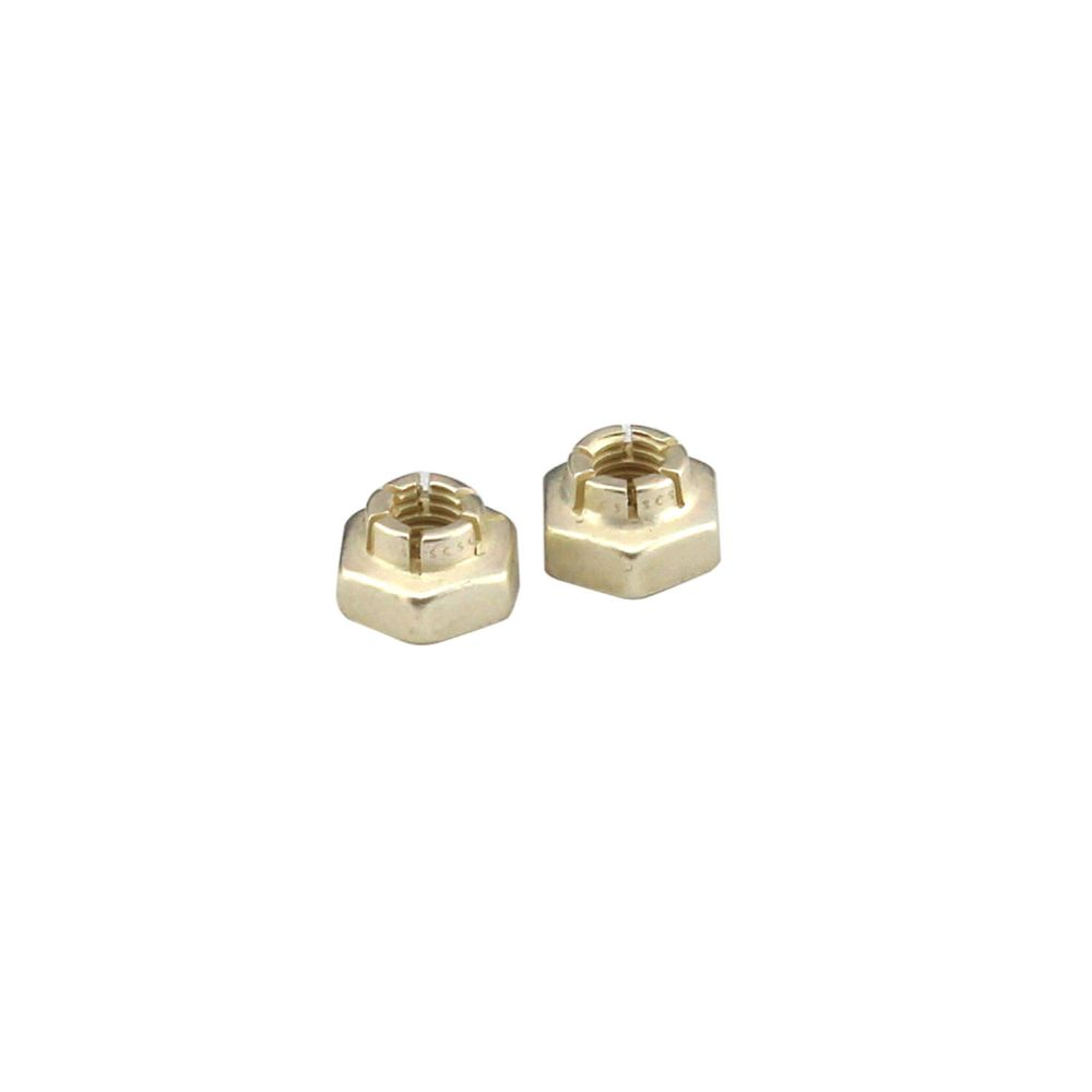 V-Band Replacement Nuts - 2 Pack By Turbosmart